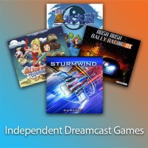 Independent Dreamcast Games